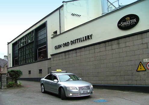 Scotch Whisky Tours Cruise, Chaufffeur, Wedding, Airport Transfer