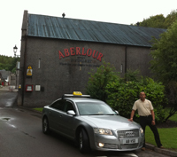 Aberlour Distillery Scotch Malt Whisky Tours